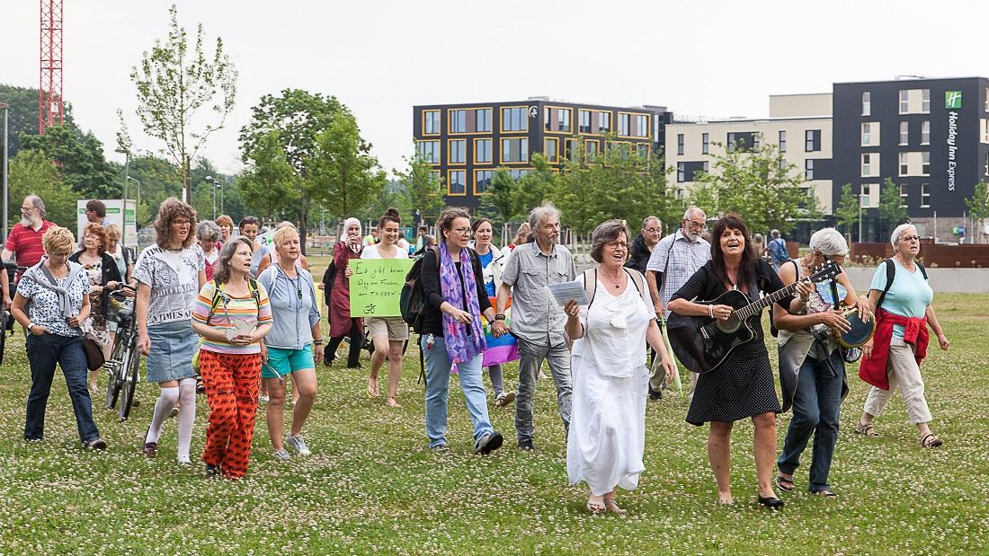 Garten Der Religionen Karlsruhe